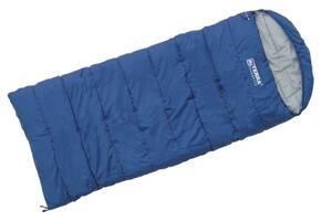 Спальник Terra Incognita Asleep Wide 300 R правий Синій (TI-02302)