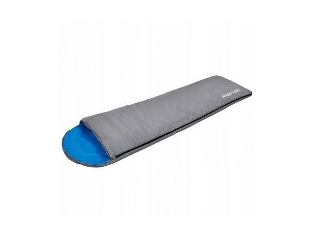 бу Спальный мешок SportVida SV-CC0014 Grey-Blue SKL41-227357 в Києві