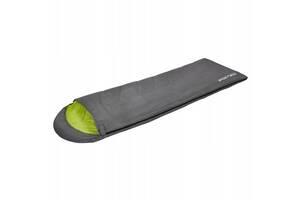 Спальний мішок SportVida SV-CC0015 Grey-Green SKL41-227354