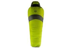 Спальный мешок Tramp Hiker Compact Кокон Left Olive/Grey (TRS-051C-L)