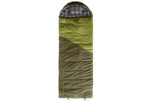 Спальный мешок Tramp TRS-053R-R Kingwood Regular Green