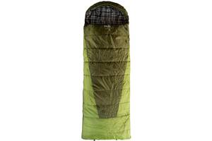 Спальный мешок Tramp TRS-054L-R Sherwood Long Green