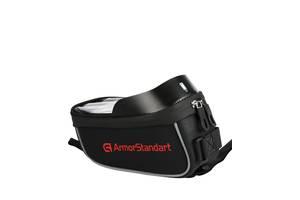 Сумка для велосипеда ArmorStandart Raketa Black (ARM58959)