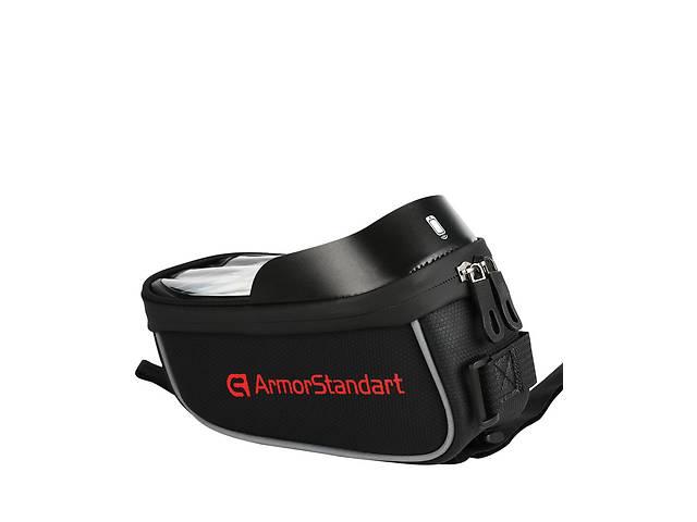 Сумка для велосипеда ArmorStandart Raketa Black (ARM58959)- объявление о продаже  в Киеве