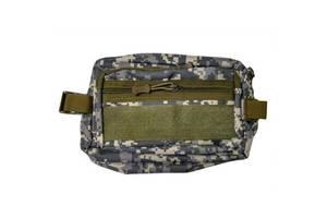 Тактическая сумка на пояс ВТВ N02222 Pixel ACUPAT 25 x 15 x 10 см Пиксельный камуфляж (56514)