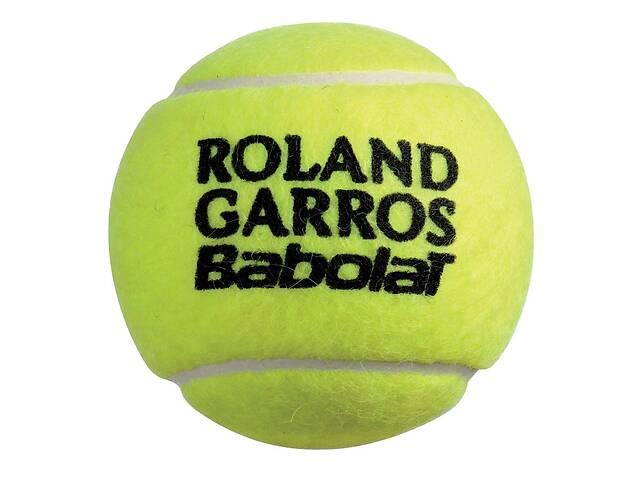 купить бу Теннисные мячи Babolat French Open All Court 4 ball (5472) в Киеве