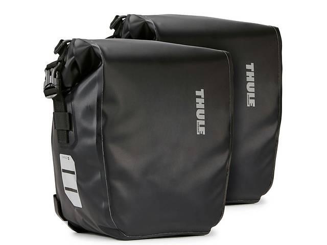 бу Тканевая сумка для велосипеда Thule Shield Pannier черная на 13л в Киеве