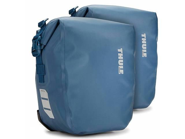 Тканевая сумка для велосипеда Thule Shield Pannier синяя на 13л- объявление о продаже  в Киеве