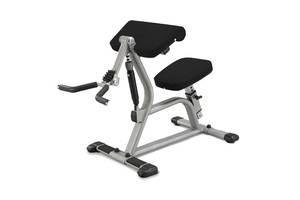 Тренажер - Біцепс машина сидячи Steelflex Biceps Curl Machin