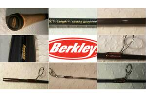 Вудилище спиннинговое Berkley Tactix 7F 2. 10м 2-12гр