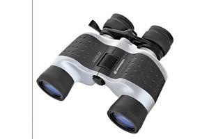 Універсальний бінокль для польових спостережень Topas 7-21x40 Zoom сірий Bresser 922214.