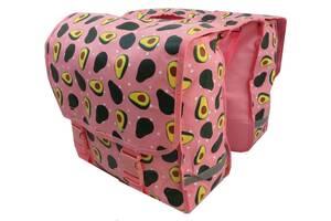 Вело сумка, велоштаны 34 L Сrivit S061792 розовый