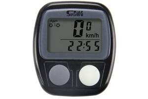 Велокомпьютер водонепроницаемый Kronos SD-536B 14 функций (gr_010163)