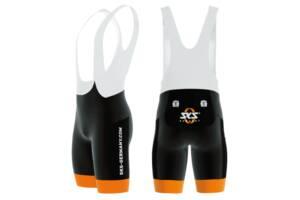 Велошорти SKS Team Sauerland XL Black (11423)
