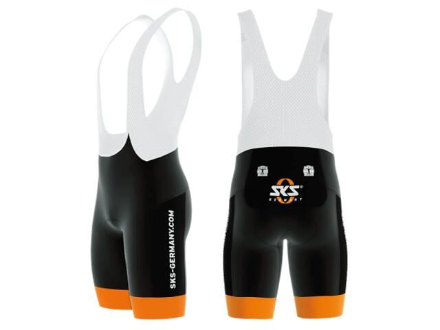 бу Велошорти SKS Team Sauerland XL Black (11423) в Львові