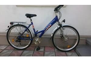 "Велосипед 26"" Mckenzie алюміній диск"