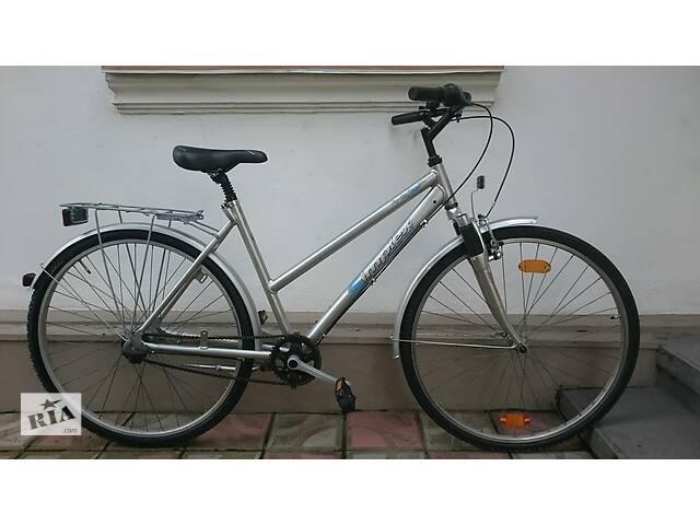 Велосипед 28 Simplex планетарка 7 алюміній- объявление о продаже  в Бучаче