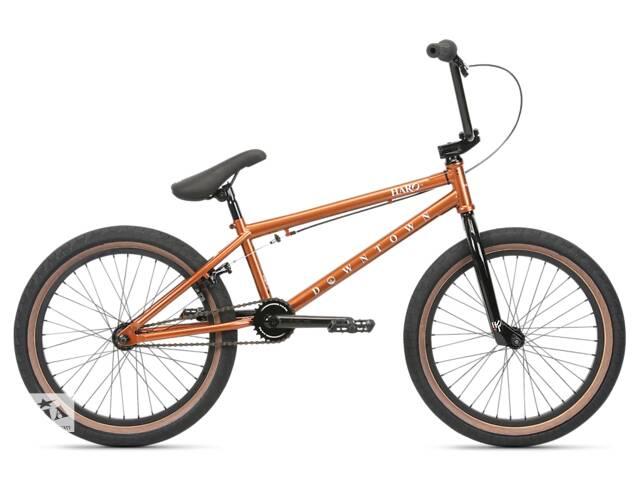 продам Велосипед BMX Haro 2020 Downtown 19.5/20.5 Copper бу в Одессе