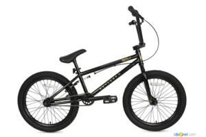 Велосипед BMX REVOLT 2021 black
