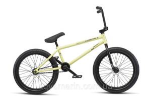 Велосипед BMX WeThePeople 19 Reason 20.75 Matt Pastel Yellow