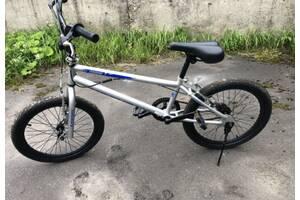 Велосипед bmx.