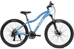 Велосипед горный Vento Mistral 27,5 M 2020 женский, голубой