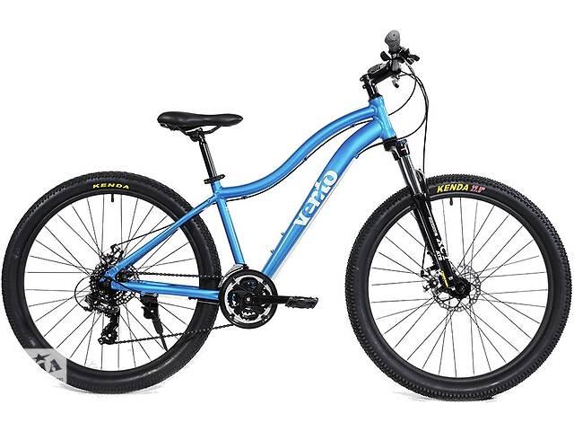 Велосипед горный Vento Mistral 27,5 M 2020 женский, голубой- объявление о продаже  в Києві