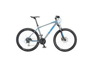 """Велосипед KTM CHICAGO DISC 29 """", рама S, сіро-синій, 2020"""