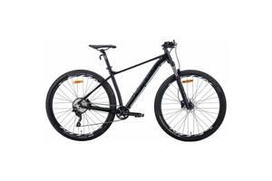 Велосипед Леон 27. 5 & quot;XC-60 AM з локаутом HDD рама-16 & quot;Al 2020 чорний (OPS-LN-27. 5-073)