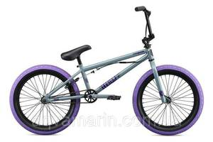 Велосипед Mongoose Bmx Legion L40 Gray 2019