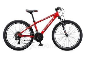 Велосипед Mongoose Rockadile 24 Red 2019