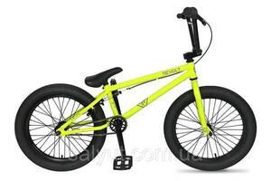 Велосипед Outleap BMX Revolt Neon green 2019