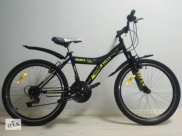 """Велосипед Titan 24""""- объявление о продаже  в Северодонецке"""