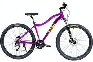 "Велосипед Vento Levante 27.5 2020 15.5"" Deep Violet Gloss"