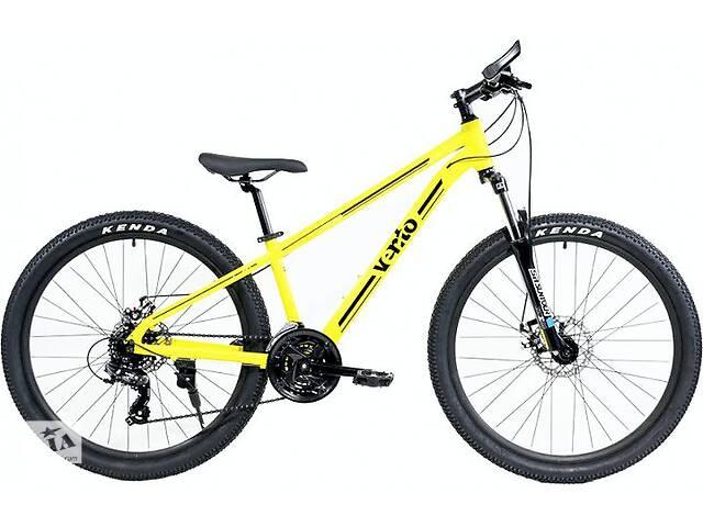 "продам Велосипед Vento Monte 26 2020 15"" Yellow Gloss бу в Полтаве"