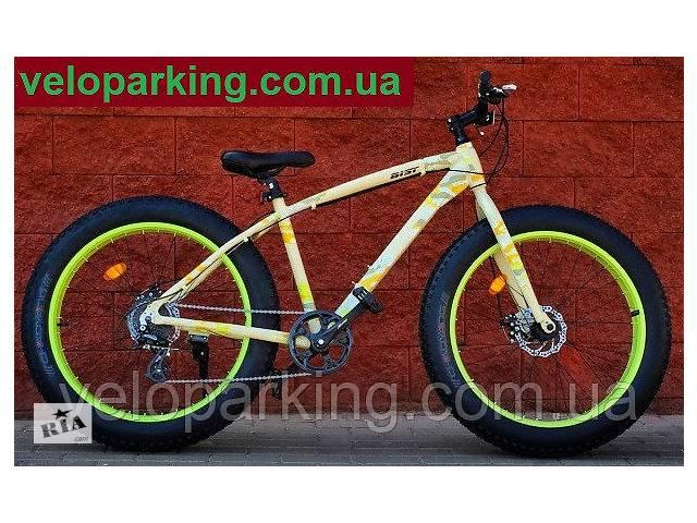продам Велосипед внедорожник фэтбайк Aist FBS 26 (fatbike) (Минск, Беларусь) 8 speed бу в Дубно