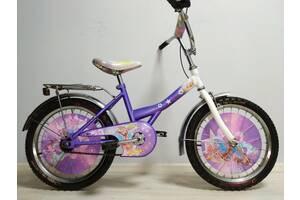 Велосипед Winx 5-9 лет