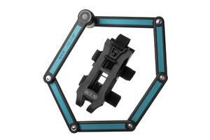 Велозамок KLS Fold 30 Blue (8585019368645)