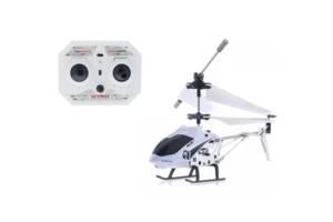 Вертолет на р/у King White аккумулятор пульт управления и запасной винт (33008W-RT)