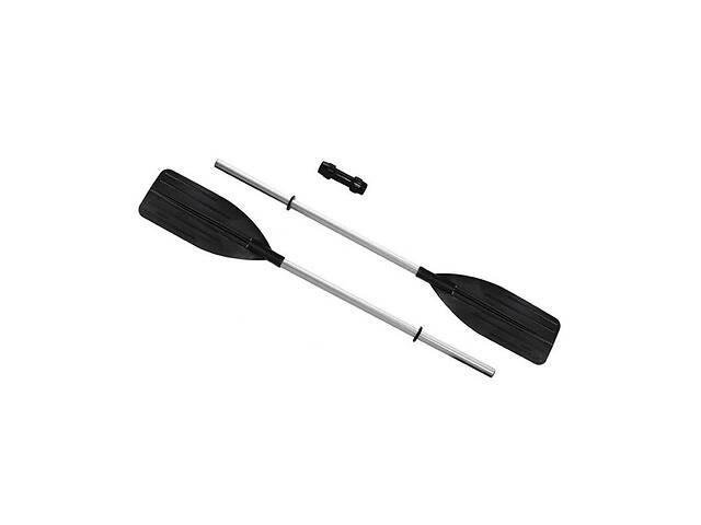 Весла алюминиевые для лодок и байдарок Intex 69627 (2 шт, длина 122 см) со соединяющим коленом- объявление о продаже  в Львові