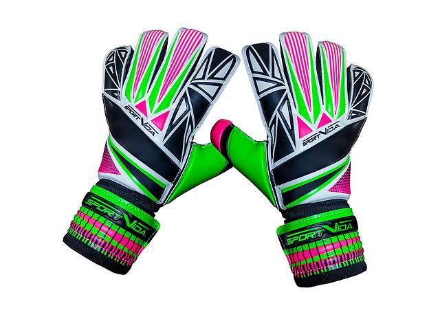 бу Вратарские перчатки SportVida SV-PA0017 Size 8 SKL41-227239 в Харькове