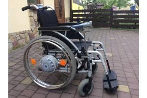 Инвалидная электро-коляска Alber e-fix 25 с новыми аккумуляторами