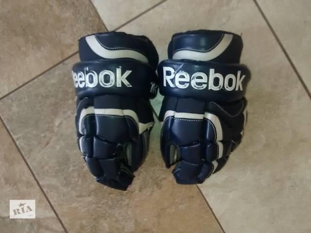бу Хоккейные перчатки Reebok 7K 12''/30 cm в Виннице