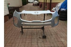 Kia Sportage бампер передний IV (2016-) B1079