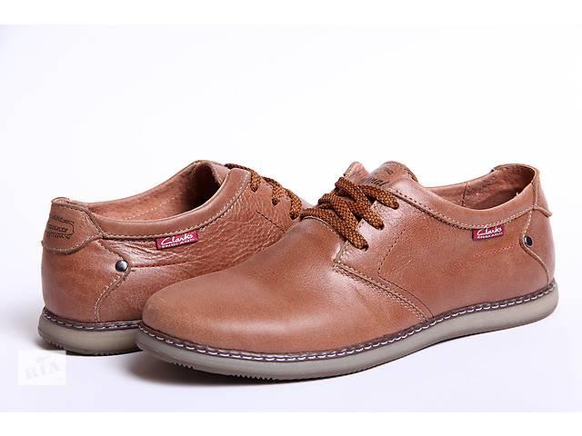 Класичні шкіряні чоловічі туфлі Clarks Original - Чоловіче взуття в ... e242b22fe77ad