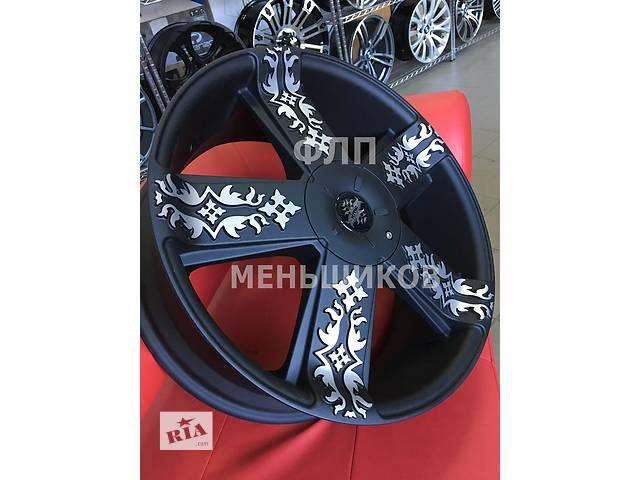 продам KMC INK'D 669 Новые оригинальные диски R20 5x120 для BMW, Range Rover, Lexus, США бу в Харькове