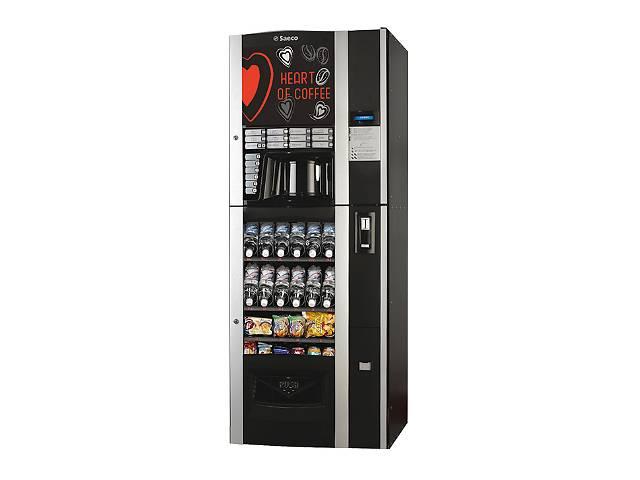 продам Кофейный и снековый автомат Saeco Diamante Evo бу в Киеве