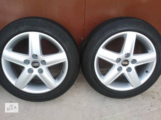 Колеса и шины Диск 17 45 Легковой Audi- объявление о продаже  в Костополе
