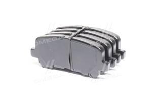 Колодка тормозная дисковая задняя ACURA MDX 07- HONDA PILOT 09- (пр-во SANGSIN)