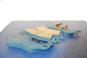Колодки тормозные MAZDA 929 HB 81-86
